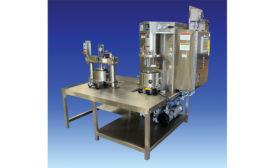triple-shaft mixer