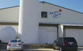 Nuestro Queso food manufacturing plant