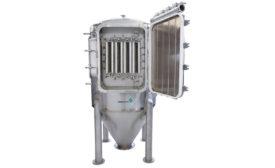 side-entry receiver filter