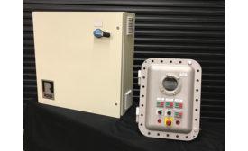 hazardous locations control panels