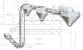 tubular drag conveyors
