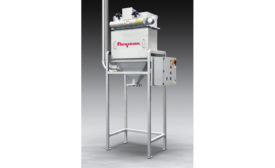 stand-alone dust collector