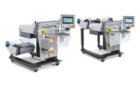 wide bag packaging systems