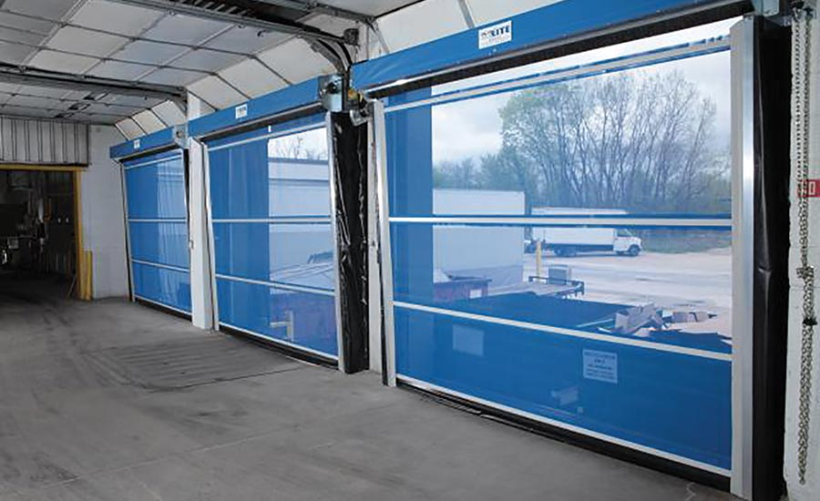 dock door screens