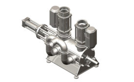 positive-displacement pump