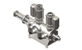 positive-displacement pump
