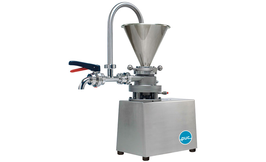 laboratory colloid mill