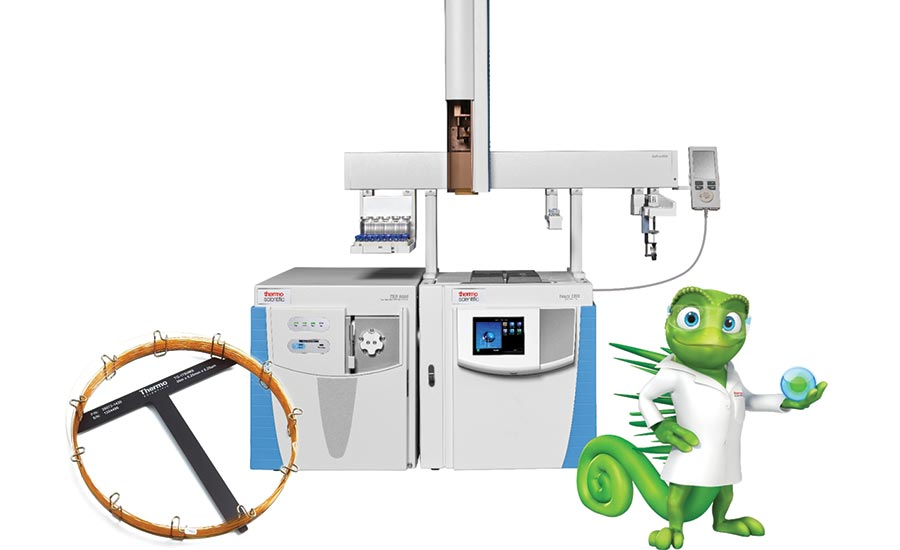 dioxin analyzer