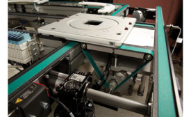 pallet system conveyor