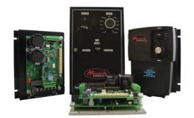 DC motor controls
