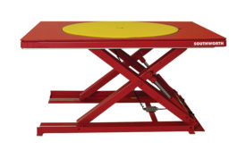 Low-profile lift tables