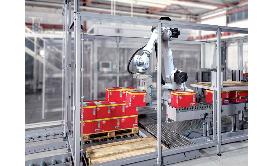 Yaskawa Motoman's Smart Series robots and controllers