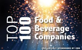 Top 100 food and beverage companies