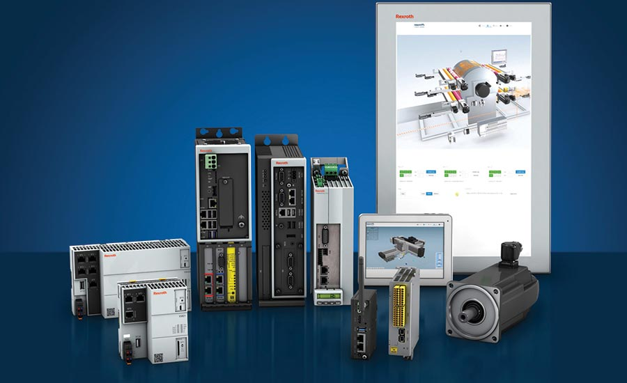 Bosch Rexroth intelligent motion controllers