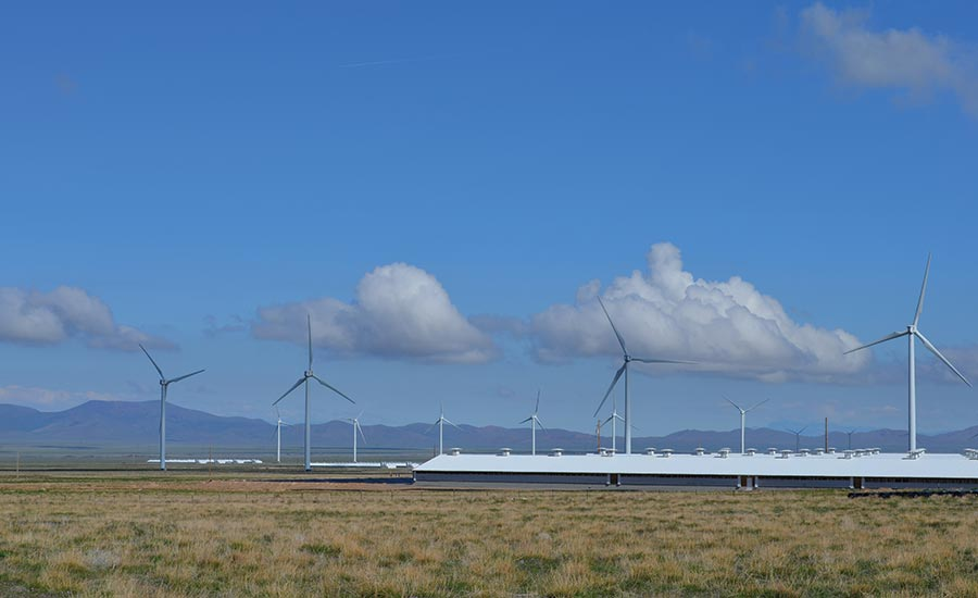 Smithfield Foods wind farm