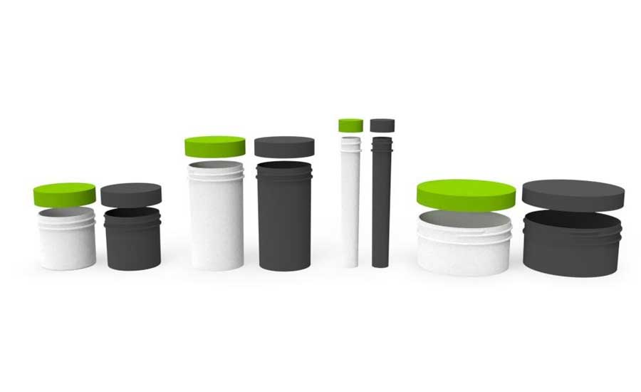 Hansen Packaging Compostable Jars