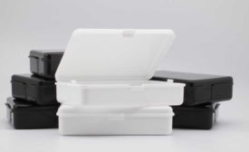 child-resistant clamshell boxes