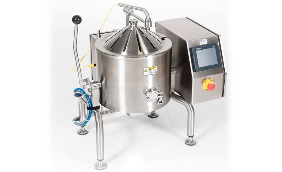Confectionery Cooker/Mixer