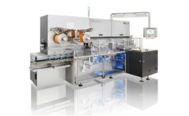Foil Wrapping Machine LTM-Duo