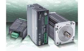 AC Stepper Drives and Motors