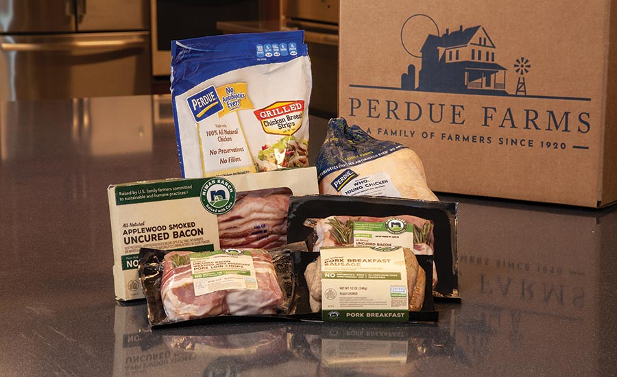 Perdue meat products
