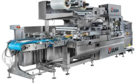 UMLA FS-400 flow wrapper