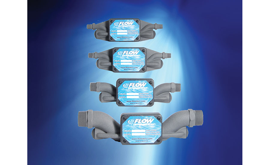 in-line ultrasonic flowmeters