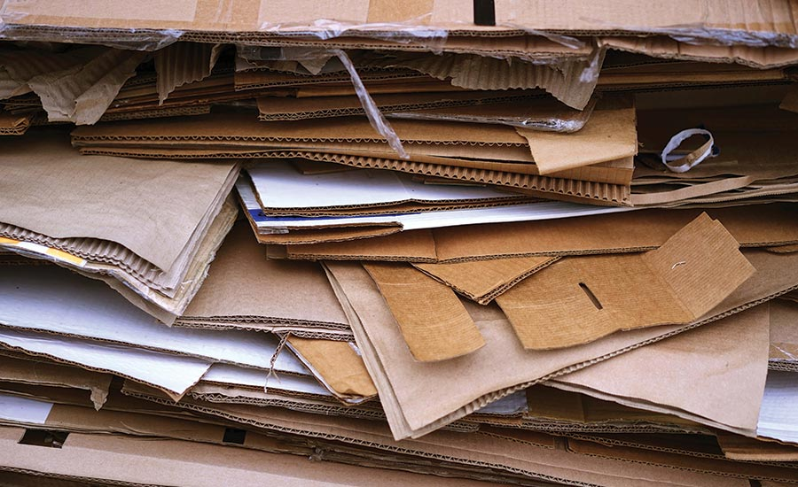 recycling EcoShield Barrier Paper and Linerboard