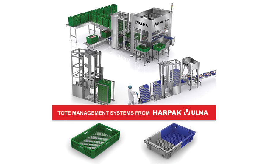tote management system