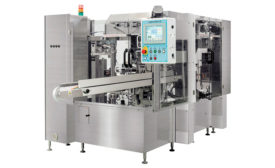 Pouch filling system