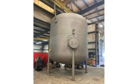 Pre-filter vessel