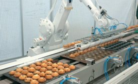 robotic food packing