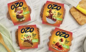 OZO plant-based meat substitutes