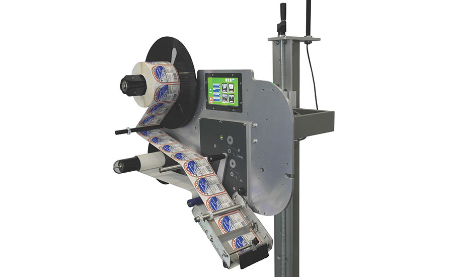 Little David LDLA-500-V2 label application system