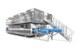 Hiperbaric's Bulk processing technology