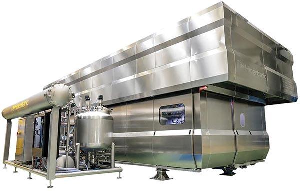 bulk HPP machine