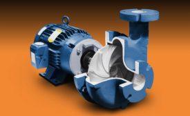 Vortex end-suction pumps