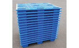 Antimicrobial pallets