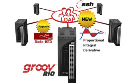 Firmware for PID control