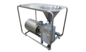 Hybrid power mixer