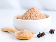 Powder made from crickets. Photo courtesy of Getty Images / Arisa Thepbanchornchai