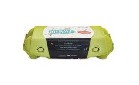 FE 0921 Food Packaging: Full Wrap Labeling Eggs