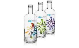 FE 0921 Food Packaging: Signite bottle Actega