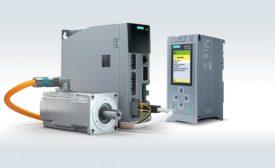 Siemens: Servo Drive System