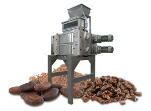 cocao grinder modern process equipment corp