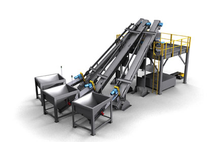 Bulk Material Conveying System