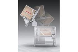 Sanitary Box Dumper flexicon tip-tite