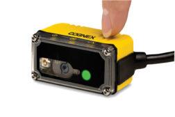 Laser barcode reader cognex corp