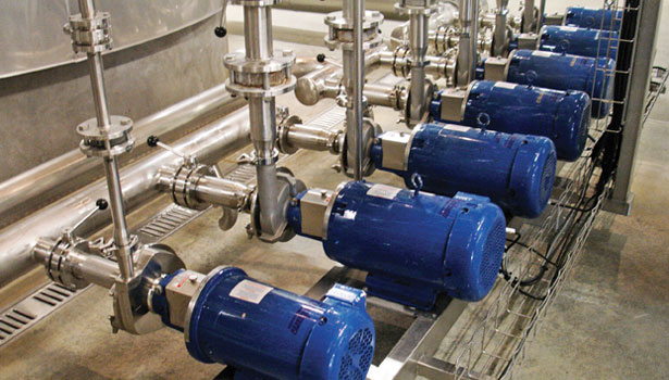 pumps food plant fristam centrifugal pump