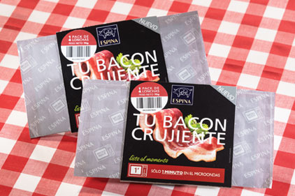 Packaging Tu Bacon Crujiente